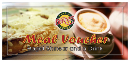 Benny Meal Voucher