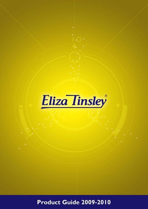 Eliza Tinsley