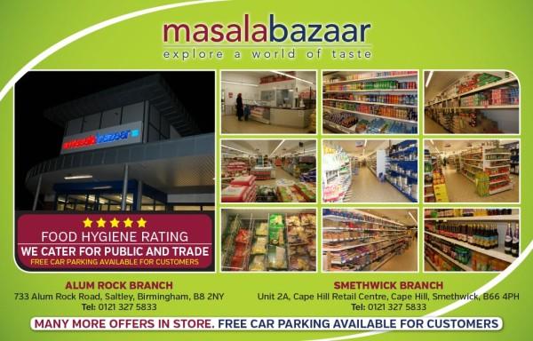 Masala Bazaar