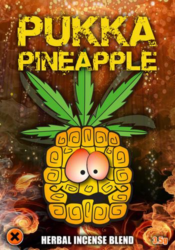 Pukka Pineapple