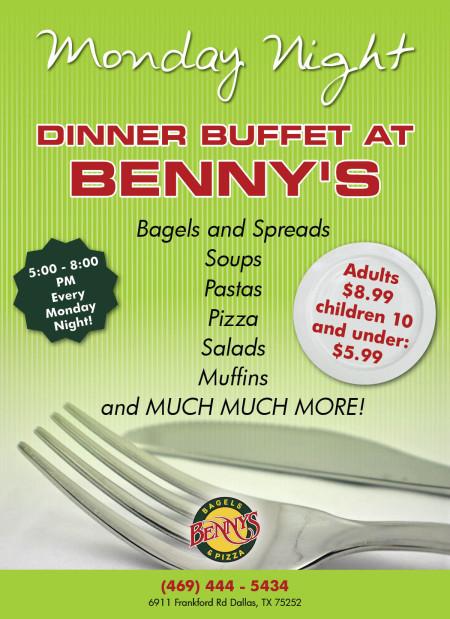 Benny Flyer 8x11-2