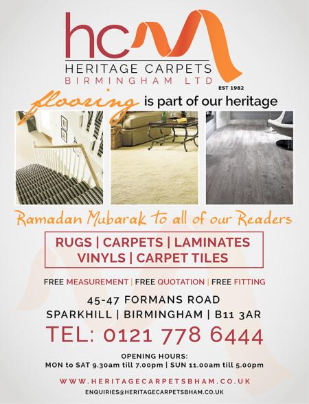 Heritage Carpets Fullpage June2015