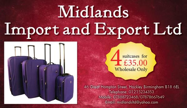 Midlands Import and export Ltd