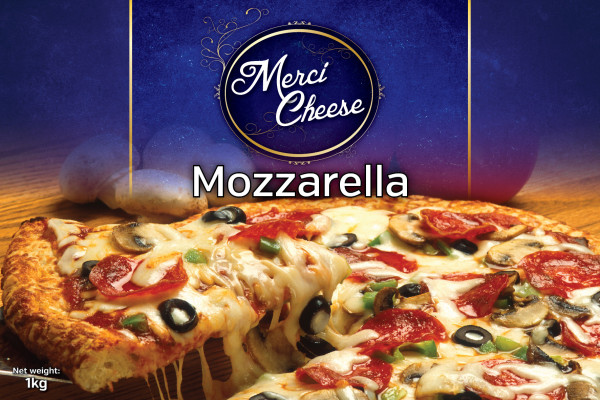 Mozzarella Lable Final 100g