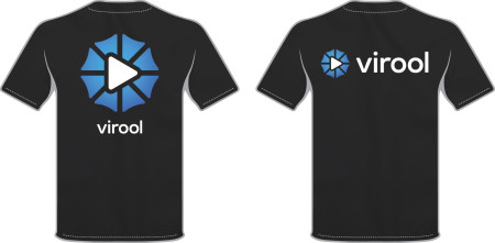 Virool_T-Shirt Design Back